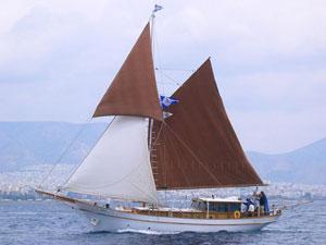 classical boat triton small