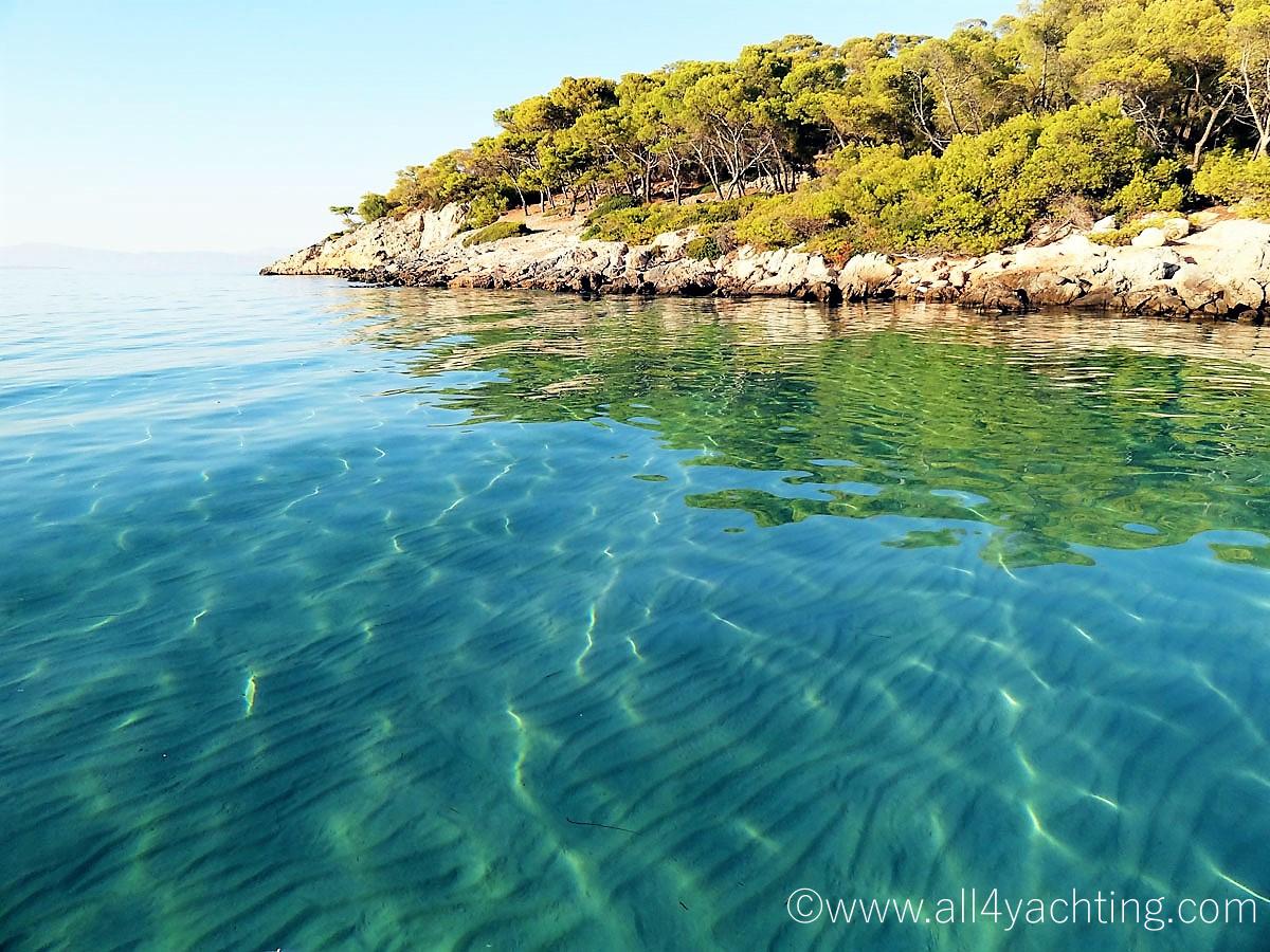 Aponissos, Agistri Island, Saronic Gulf