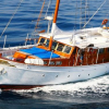 Luxury Traditional Motor Sailer 80 Feet
