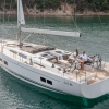 Luxury Crewed Sailing Yacht Hanse 588