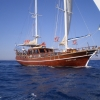 Traditional Motor Sailer (Gulet) 61 Feet