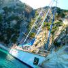 Luxury Crewed Sailing Yacht, Ketch 75