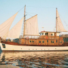 Traditional Motor Sailer 90 Feet
