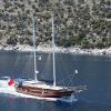 Luxury Traditional Motor Sailer (Gulet) 85 Feet