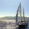 Luxury Motor Sailer (Ketch) 100 feet