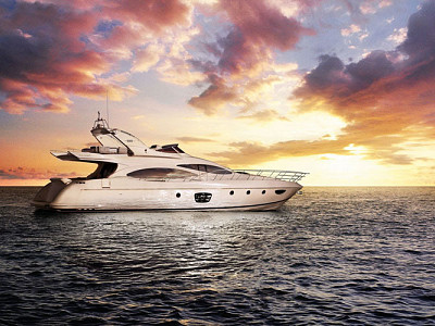 M/Y BEAUTY Azimut 68 Evolution