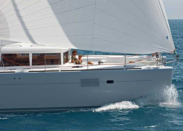 S/Y Lagoon 450, Catamaran