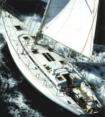 Crewed Sailing Yacht, Beneteau 51.5