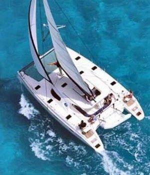 S/Y Nautitech 44, Catamaran