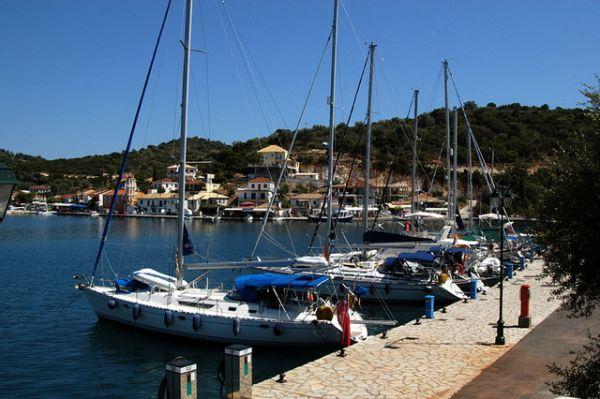 MEGANISI ODYSEAS Marina - all4yachting