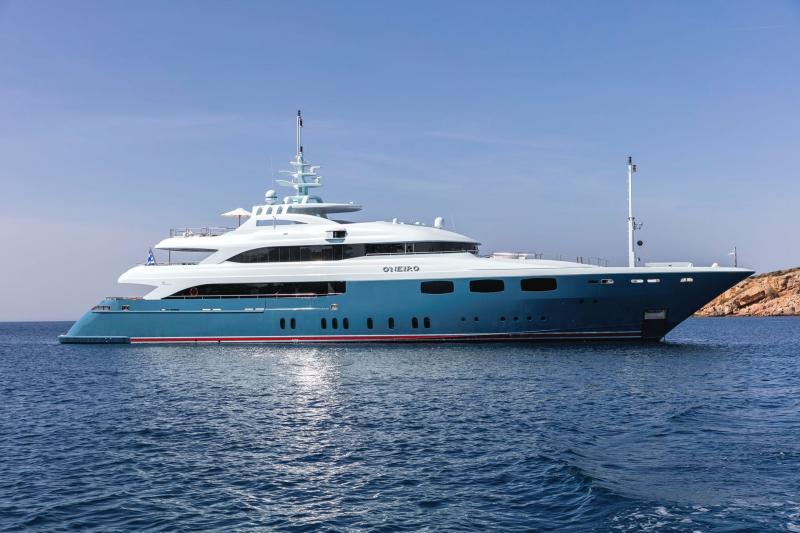 Mega Yacht Golden Yachts 172 Feet