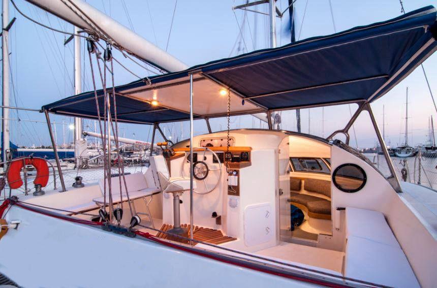 S/Y Fountain Pajot 39, Catamaran