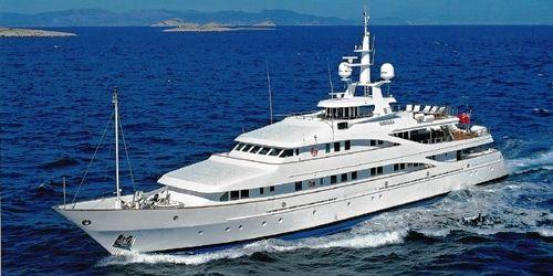 Mega Yacht Elsflether Werft 182 Feet