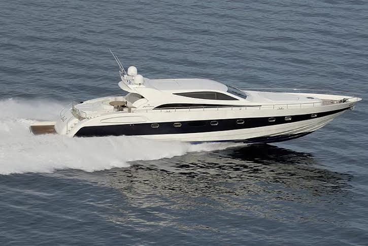 M/Y A&I Alfamarine 78 Hard Top