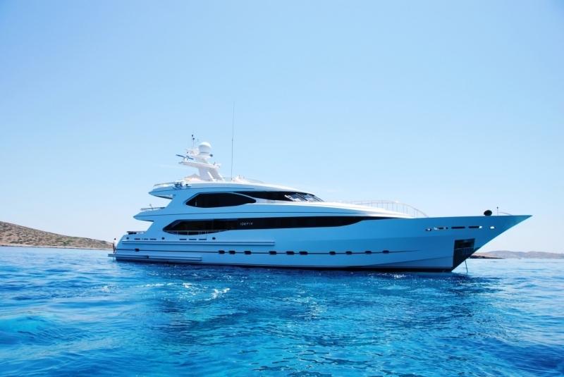 Mega Yacht Oceanco 139 Feet