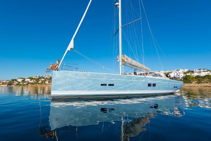Luxury Crewed Sailing Yacht, Hanse 575