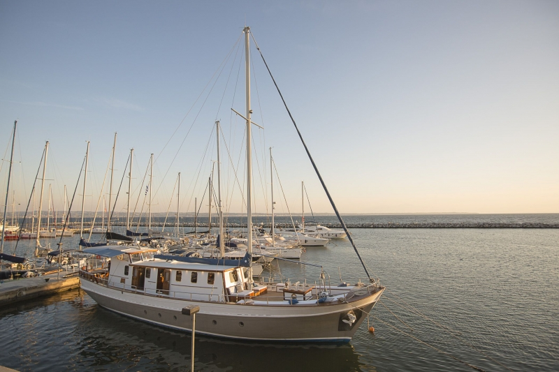 Luxury Traditonal Motor Sailer 82 Feet
