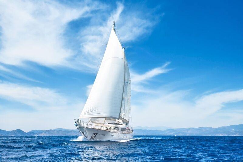 Luxury Sailing Yacht Viking 131
