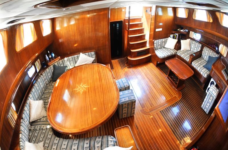 Luxury Motor Sailer Ketch 75 Feet All4yachting