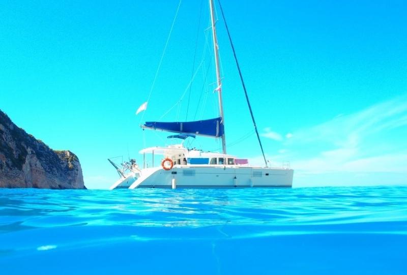 S/Y Lagoon 450F, Catamaran