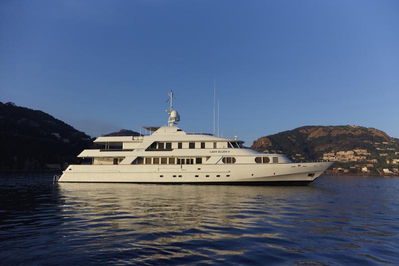 Mega Yacht CRN Ancona 159 Feet