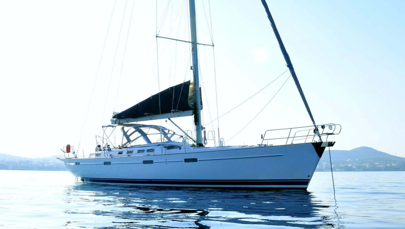 Luxury Crewed Sailing Yacht, Beneteau 57