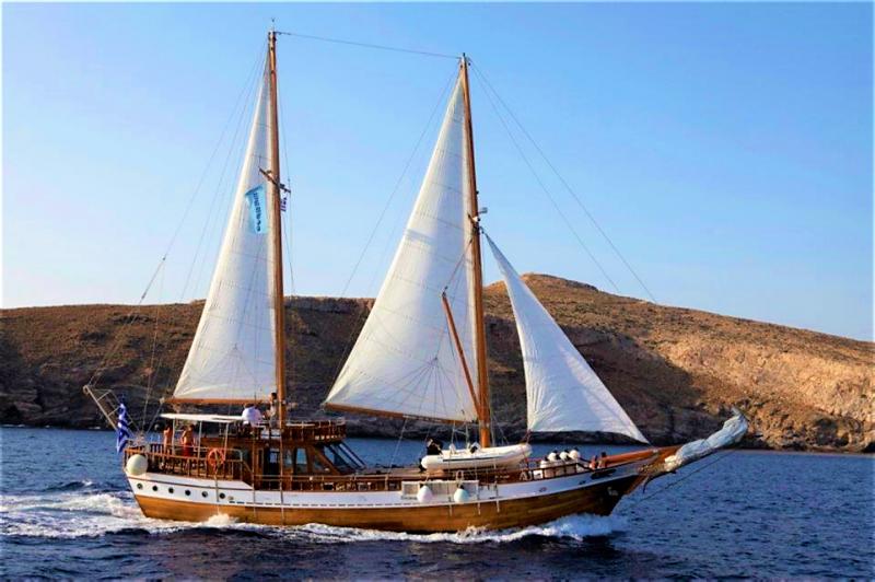 Luxury Traditional Motor Sailer 84 Feet