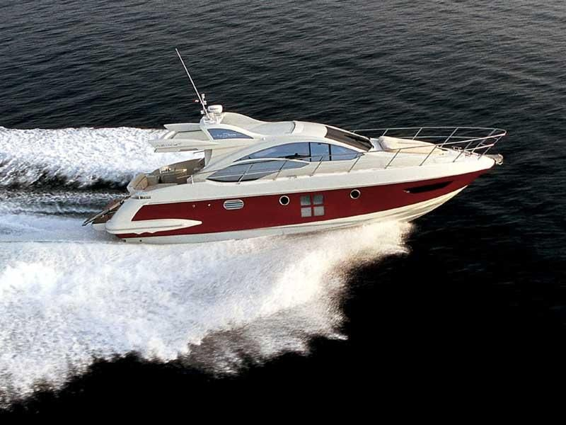 M/Y Azimut 43S Fly