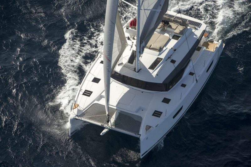 S/Y Fountaine Pajot 45 Fly, Luxury Crewed Catamaran