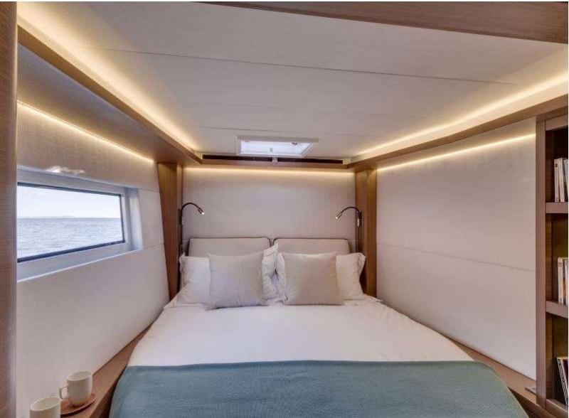 S/Y Lagoon 480 Fly, Luxury Crewed Catamaran - all4yachting
