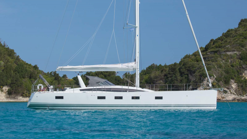 Luxury Crewed Sailing Yacht, Jeanneau 64