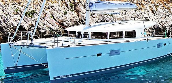 S/Y Lagoon 400 S2, Crewed Catamaran