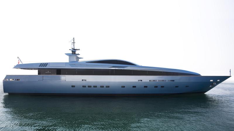 Mega Yacht Baglietto 144 Feet