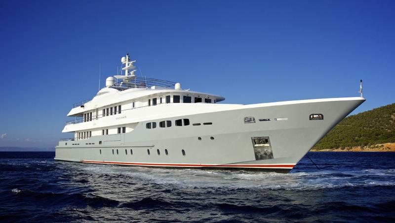Mega Yacht Mondomarine 162 Feet