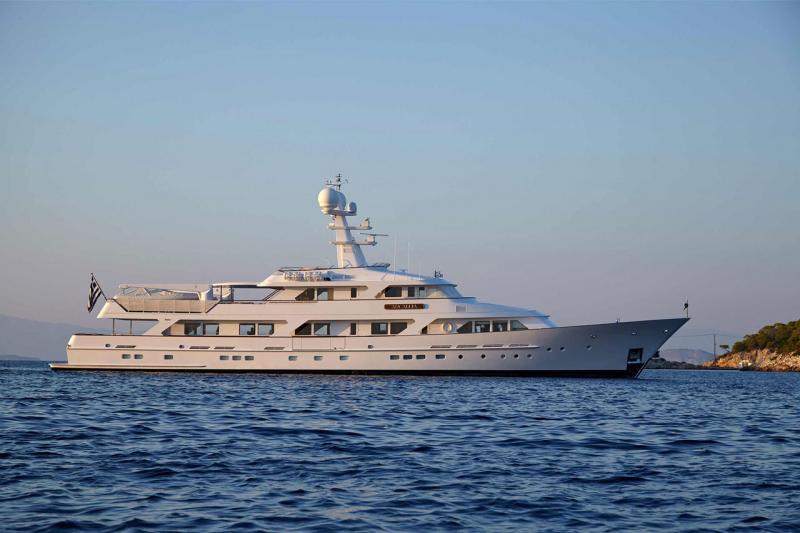 Mega Yacht Feadship 150 Feet