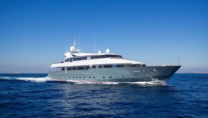 Mega Yacht CRN Ancona 148 Feet