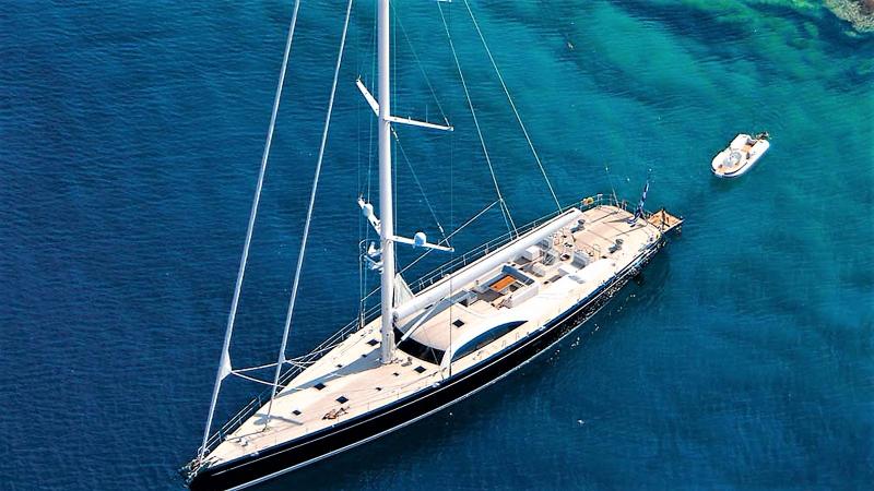 Luxury Crewed Mega Sailing Yacht, Nautor's Swan 131