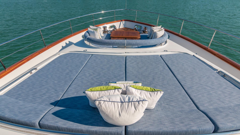 M/Y Vicem 107 Fly - all4yachting