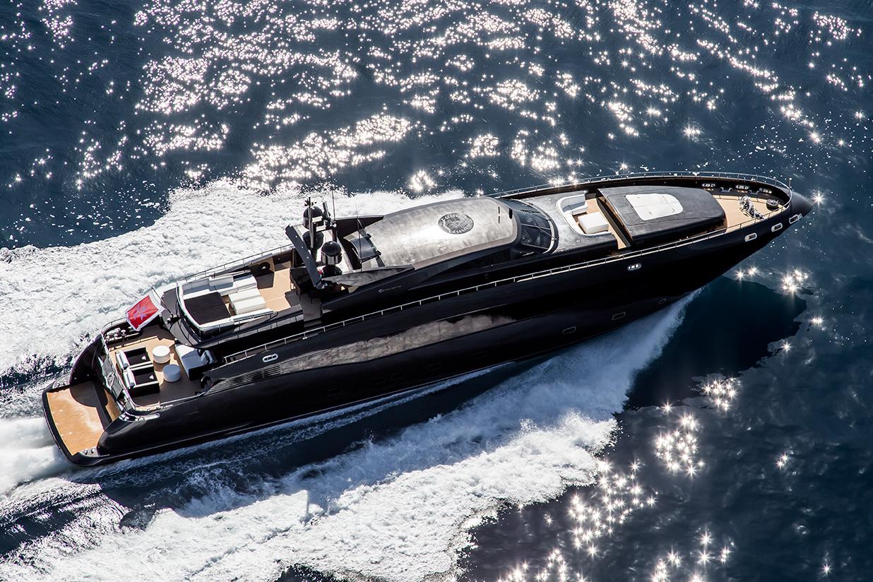 Mega Yacht Baglietto 135 Feet