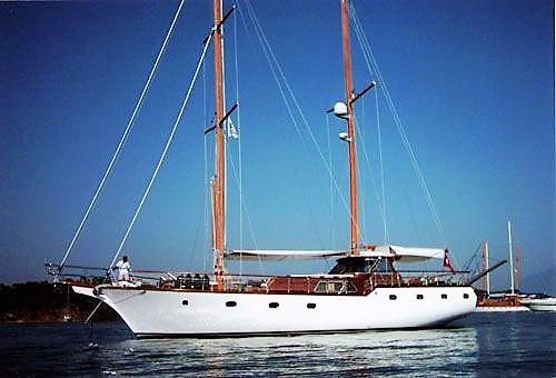 Luxury Motor Sailer (Ketch) 65 Feet