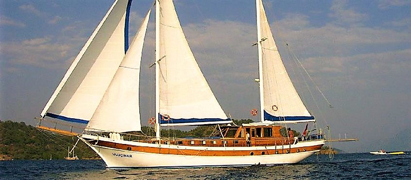 Traditional Motor Sailer (Gulet) 83 Feet