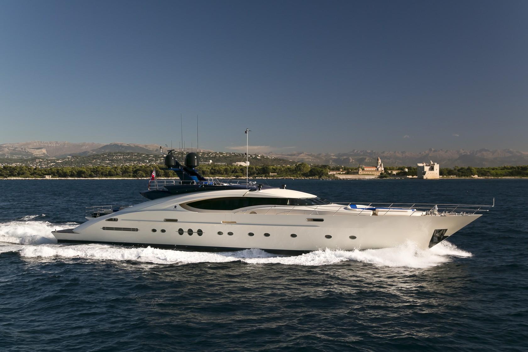 Mega Yacht  Palmer & Johnson 136 Feet