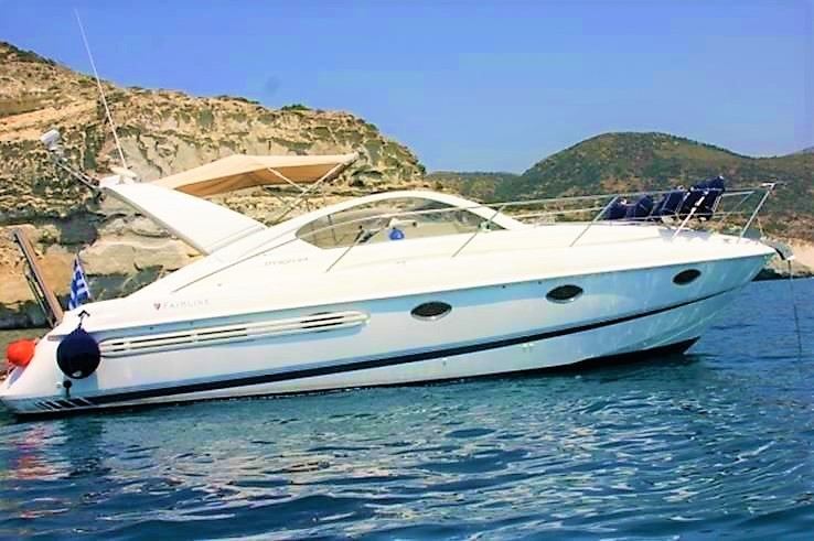 M/Y Fairline Targa 34 Open