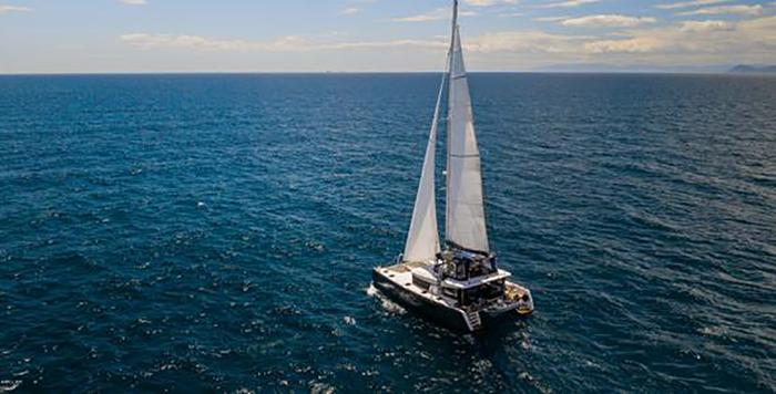 S/Y Lagoon 510 Fly, Luxury Crewed Catamaran