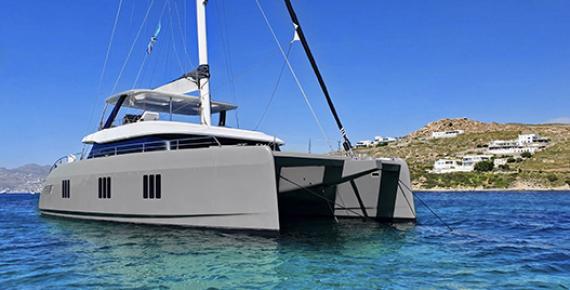 S/Y Sunreef  60 Fly, Luxury Crewed Catamaran