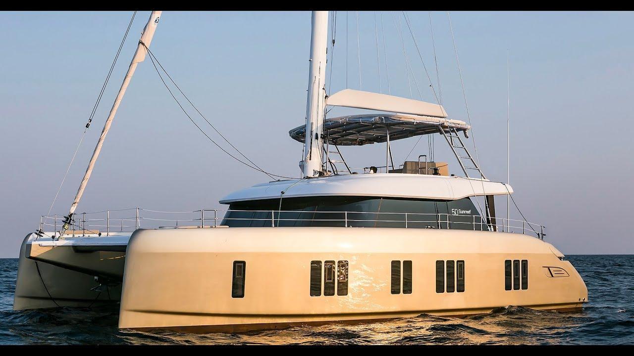 S/Y Sunreef 49 Fly, Luxury Crewed Catamaran
