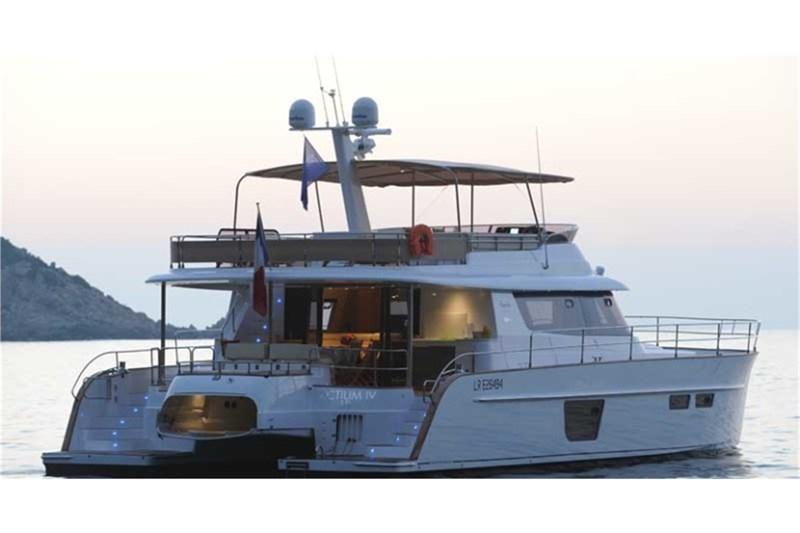 S/Y Fountaine Pajot 56, Luxury Crewed Catamaran