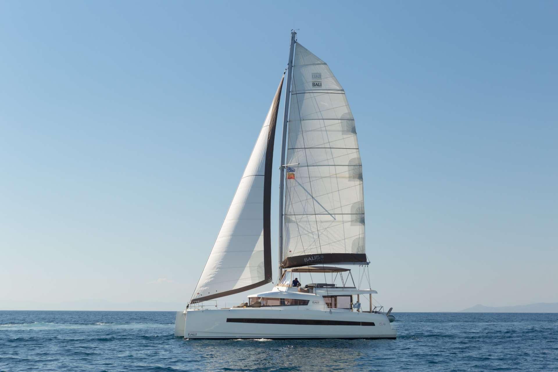 S/Y Bali 55 Fly, Luxury Crewed Catamaran