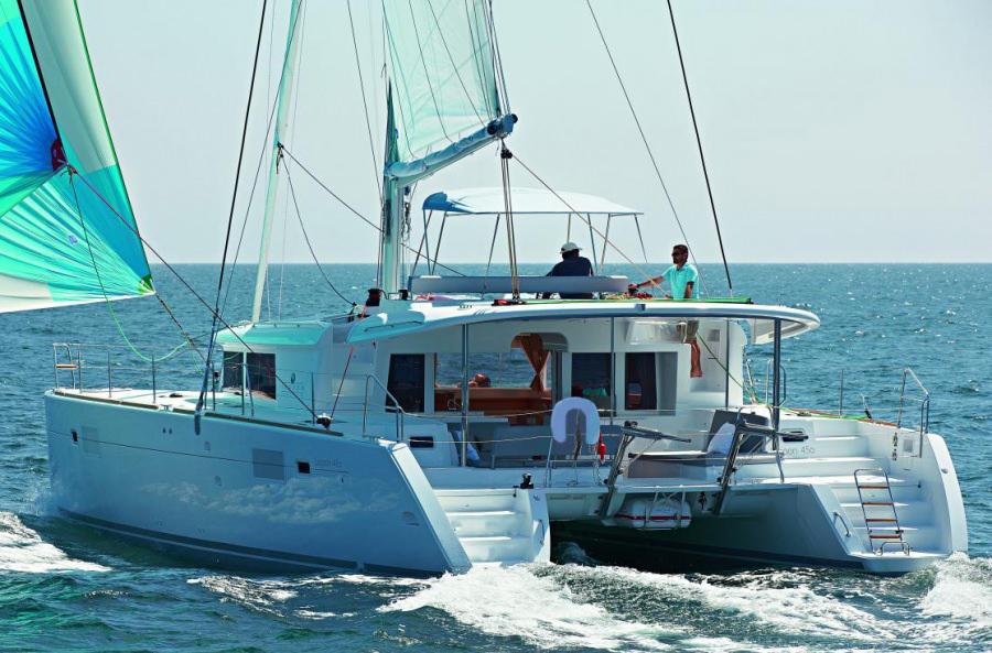 S/Y Lagoon 45 Fly, Crewed Catamaran