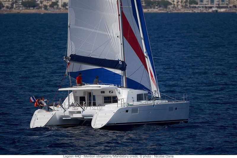 S/Y Lagoon 440, Catamaran